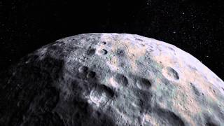 fly over dwarf planet ceres