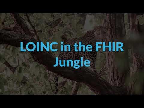FHIR and LOINC