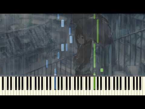 Original Piano Composition  After Rain