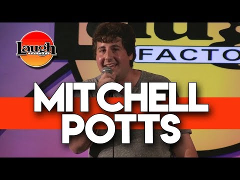 Mitchell Potts | Eeyore | Laugh Factory Chicago Stand Up Comedy