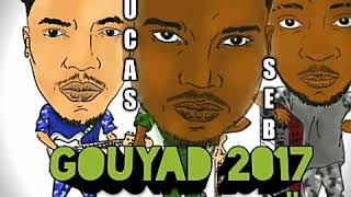 '' PASSION KOD '' (official audio) gouyad 2017 by Lucas seb