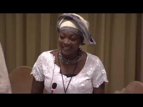 Cyrille Seke et Yevette Padonou (Faits saillants) | Humanum 2014