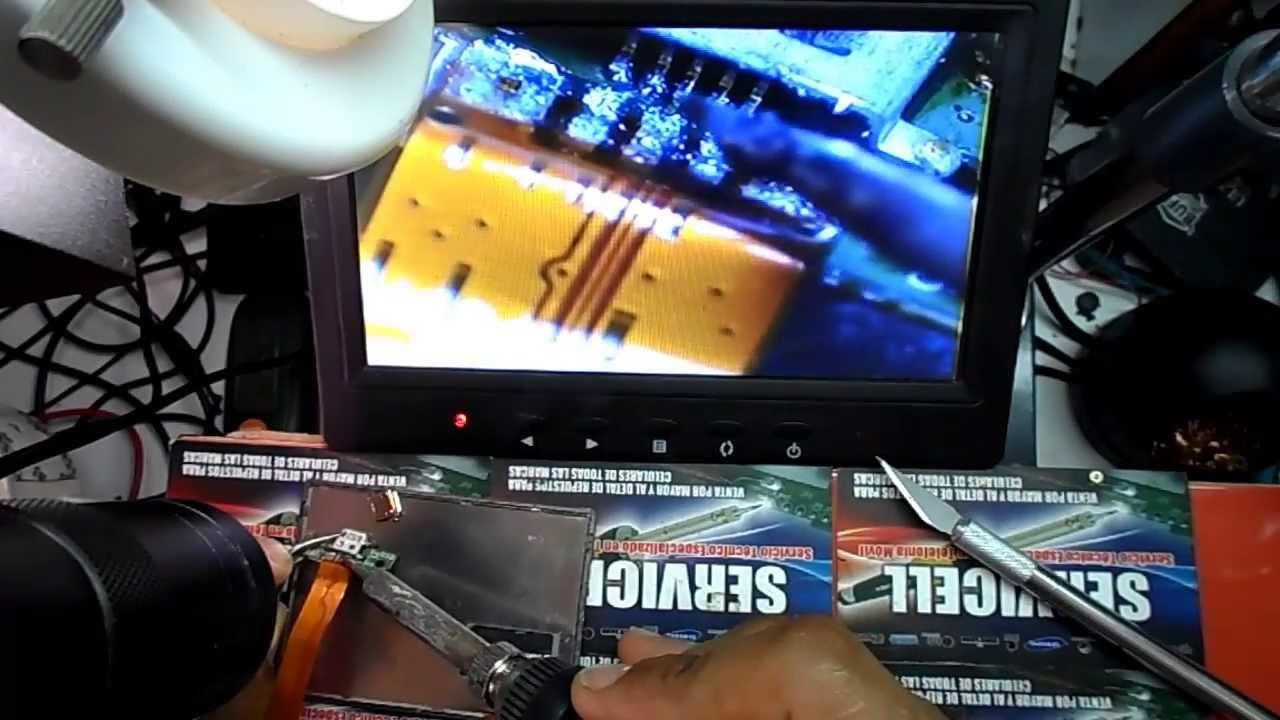 Reparacion Tablet Hp 7 Pulgadas No Carga Cambio De Pin
