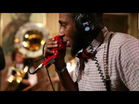 """Gulf Aid All-Stars Feat. Mos Def, Lenny Kravitz & The Preservation Hall Jazz Band """"Ain't My Fault"""""""