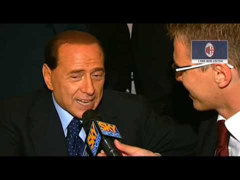 Il Milan di Berlusconi, le frasi celebri di un'era