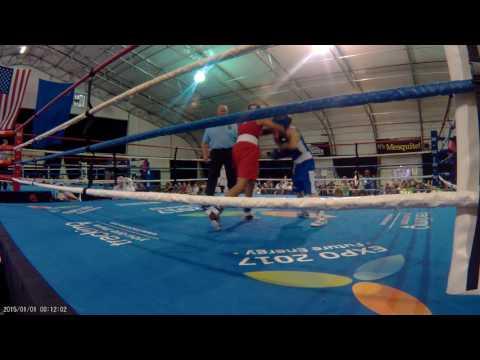 Day 3 Ring 2 Troy Nash vs David satter