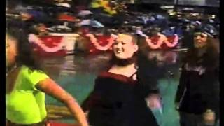 Footloose Original Cast (Stacy Francis) - Macys Thanksgiving Parade (1998)