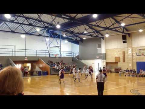 HT vs Dubois Middle School 1 7 17