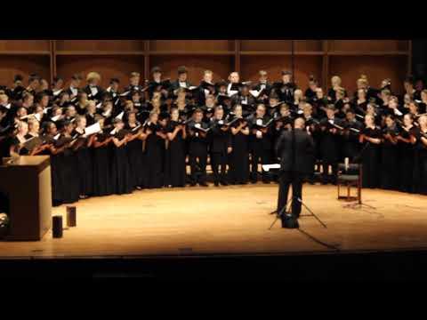 YPAS Choir Concert Mozart Vespers pt. 2