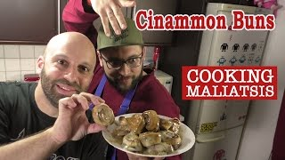 Cooking Maliatsis - 70 - Cinammon Buns