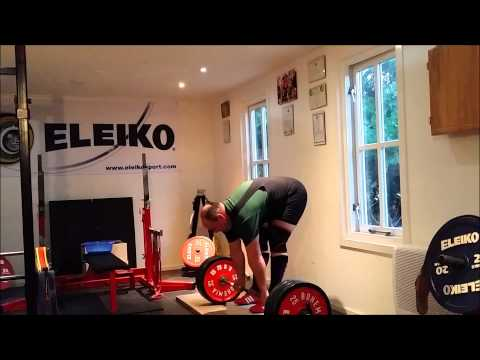 Training 17 Open Powerlifitng Nationals (recovery Training) 11-2-2015