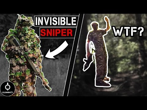 Scaring the $&*% out of Players in a Ghillie SUIT! Close Range