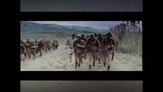 Клип по фильму 9 рота - в самое сердце