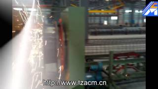 concrete spun pile cage welding machine