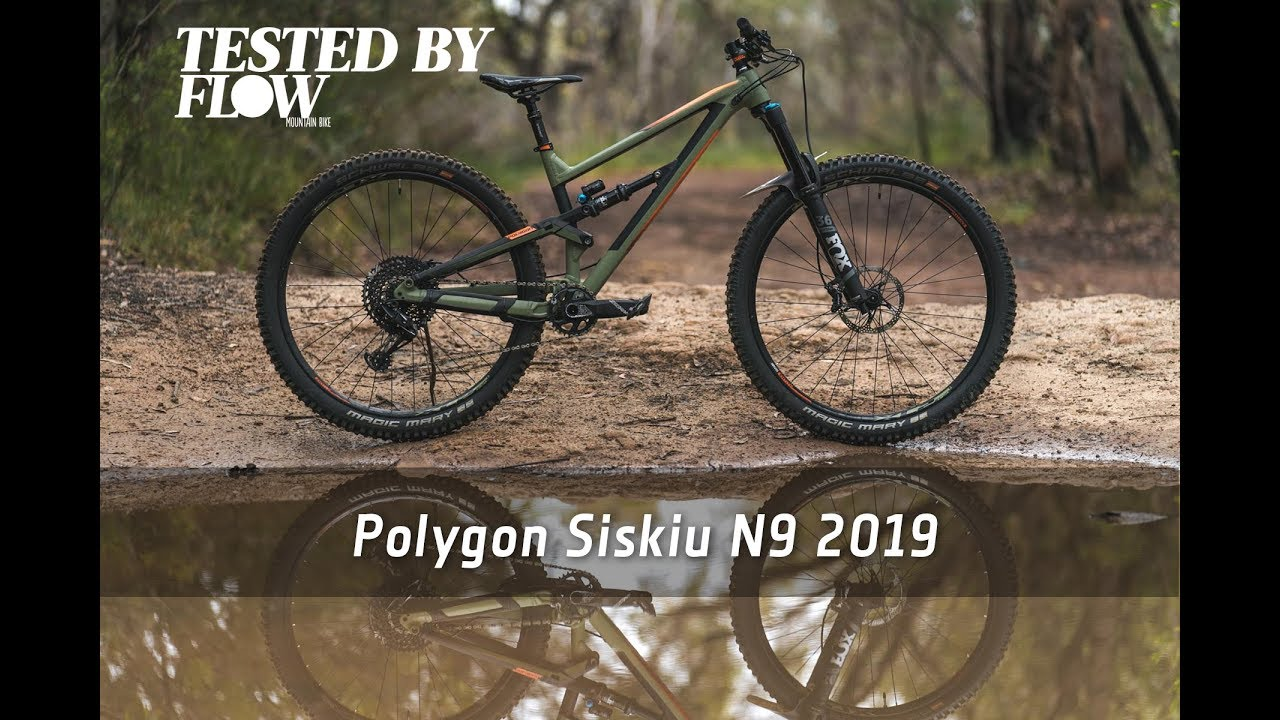 99516eecf Tested  Polygon Siskiu N9 29er 2019 review - Flow Mountain Bike ...