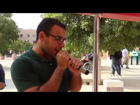 Closeup Egypt - AUC Karaoke 4
