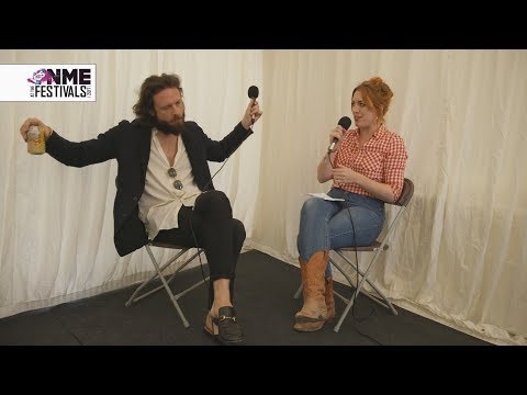 End Of The Road 2017: Father John Misty on Ryan Adams and Stealing Kendrick Lamar's Stage show