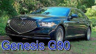 New Genesis G90 // The Future Look of Genesis