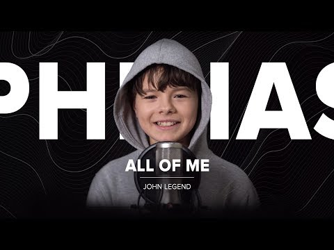 All of me - John Legend | Cover by Philias