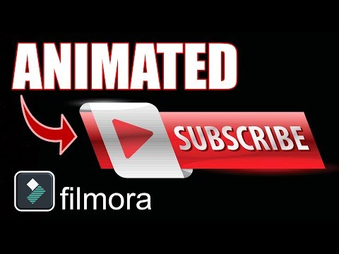 Animated Subscribe Button