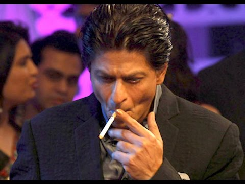 Dear Zindagi actor Shahrukh Khan & more Bollywood celebs caught SMOKING IN PUBLIC