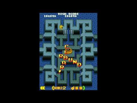 Pac-Man Arrangement 1996 - 975,400 Score (COMPLETE RUN)
