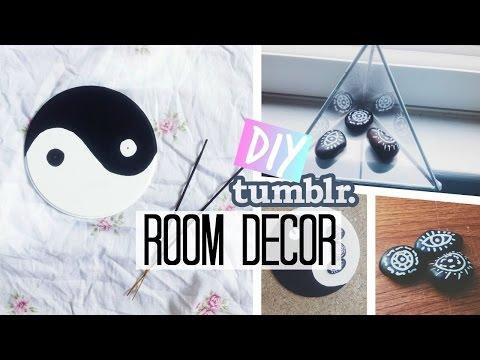 ☾DIY Tumblr & Urban Outfitter Inspired Room Decor | Spirited Gal