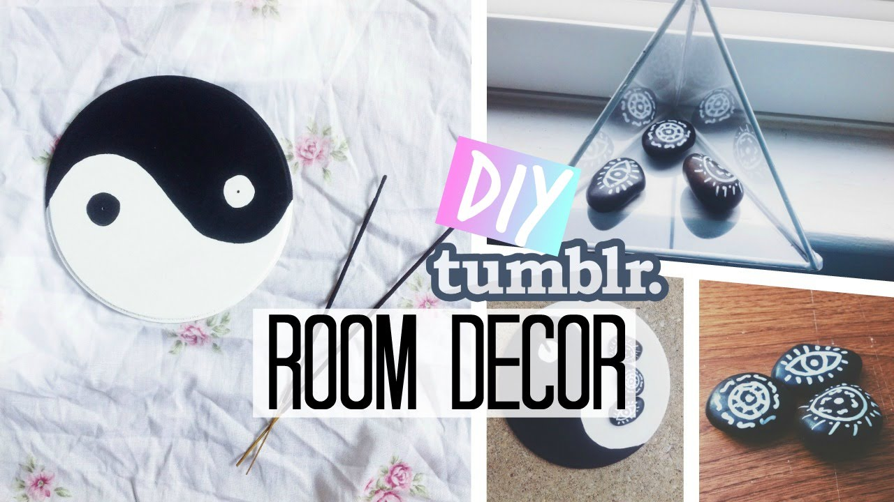 Diy Tumblr Urban Outfitter Inspired Room Decor Spirited Gal