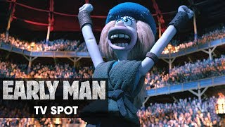 "Early Man (2018 Movie) Official TV Spot – ""Falling"" - Eddie Redmayne, Tom Hiddleston"