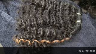 Coloring and Straightening Raw Hair   Remy Girls