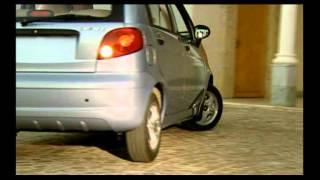 Видео ролик для Daewoo автомобиль Matiz