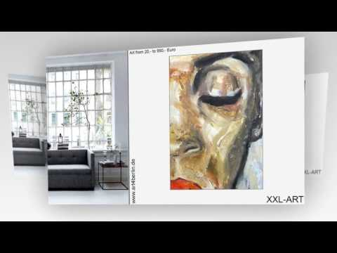 "Affordable ""Modern Art"", XXL Paintings for your Home and Off"