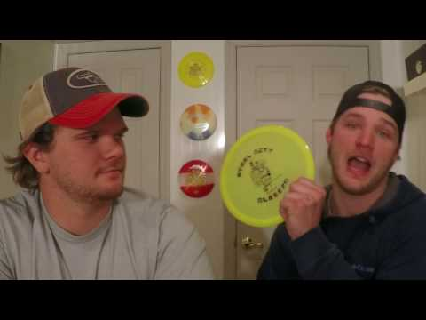 Disc Comparison: Discraft Buzzz vs. Dynamic Discs Truth vs. Dynamic Discs eMac Truth