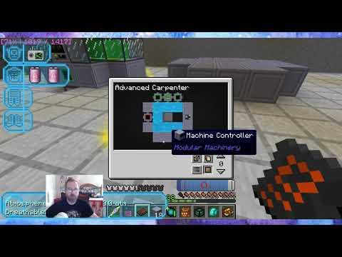 E88 - Enigmatica 2: Expert [E2E] - Advanced Carpenter - YouTube