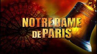 """Мюзикл """"Notre Dame de Paris"""" на французском языке 12-15 апреля 2018г в Кремле"""