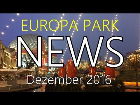 Europa Park News