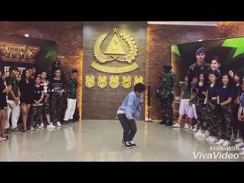 Bisma smash beatle dance *can't stop the feeling*