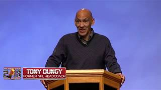 Tony Dungy  PM   Mens Advance Conference  3918