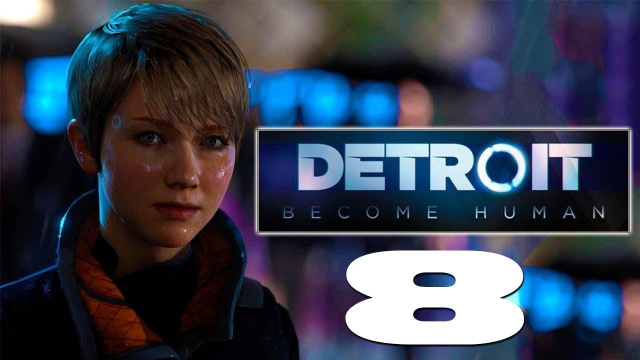 Detroit Become Human (Castellano) #8 Final