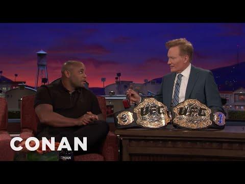 Daniel Cormier vs. Broke Conan UFC Curse