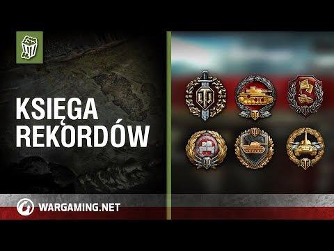Księga rekordów №1 [World of Tanks Polska]