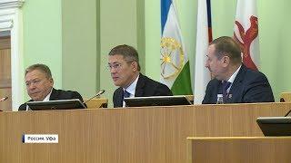 Радий Хабиров разъяснил чиновникам новые принципы работы с населением