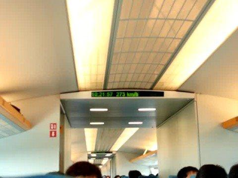 China - El Tren Bala Shangai 1
