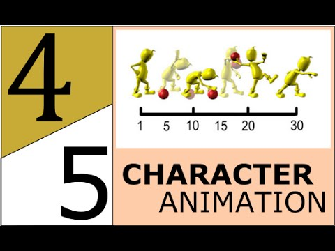 Animation Tutorial In Hindi by Amey Part 04 & 05