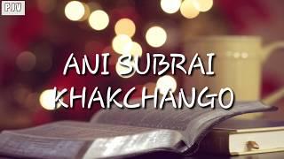 Nini kokthairokno||Lyrics|| new kokborok gospel song  SHEM & JERR