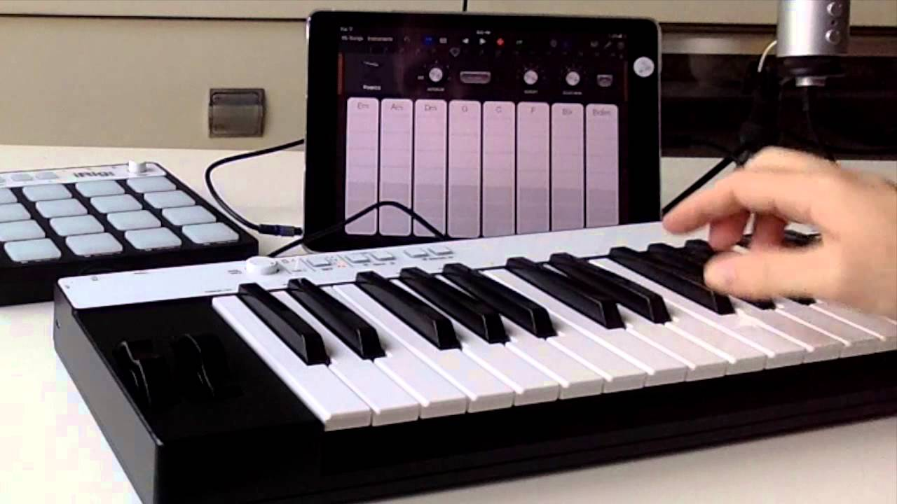 Garage Band Keyboard : How to use live loops in garageband cult of mac