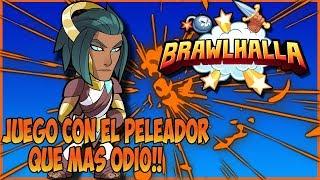 ||BRAWLHALLA PS4|| ZARIEL El Imponente o El Mejor De Los Peleadores? JUEGO GRATIS PS4