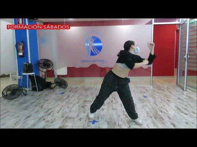 Formación-workshop Urban Choreo (Mariajo)