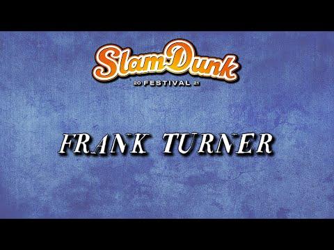 Frank Turner Interview Slam Dunk Festival 2021