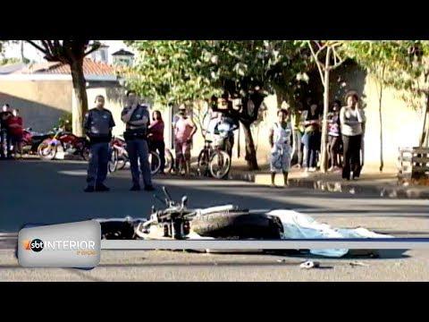 Falta de sinalização pode ter  sido uma das causas do acidente que matou motociclista em Araçatuba
